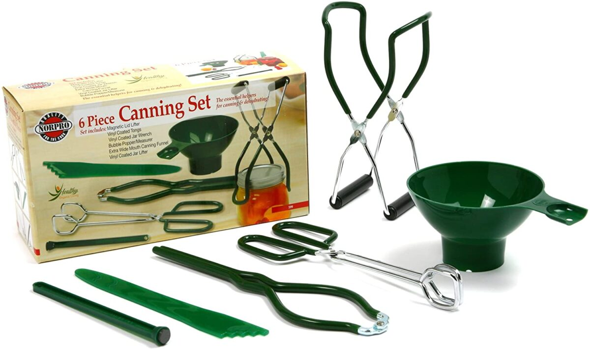 Norpro Canning Essentials Boxed Set
